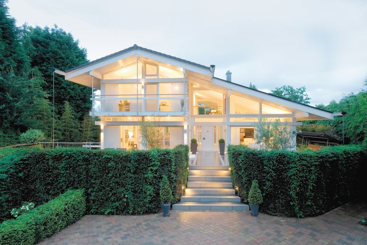 Huf Haus Köln single family dwelling huf haus surrey gb energy systems